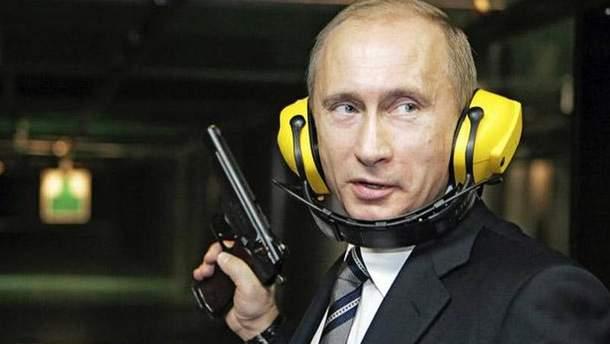 Путин и его ядерный арсенал