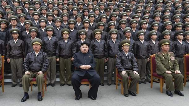Кім Чен Ин зустріне делегацію з Сеула