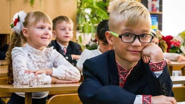 Зарахування дітей у школи можуть змінити