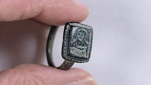 В Ізраїлі знайшли старовинний перстень