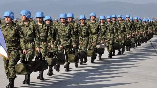 У Путіна нагадали про умови введення миротворців на Донбас