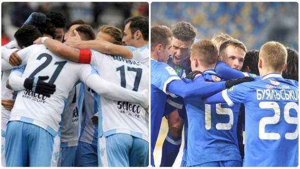 Лаціо – Динамо: прогноз букмекерів на матч Лігі Європи 2017/18