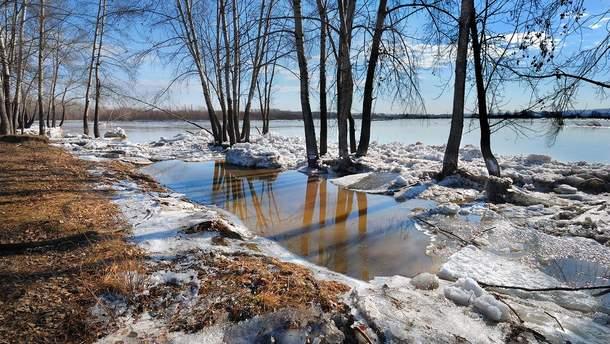 Погода 9 березня в Україні: сонячно та незначні опади