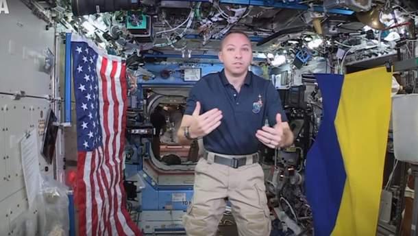 У Житомир їде американський астронавт Рендольф Бреснік