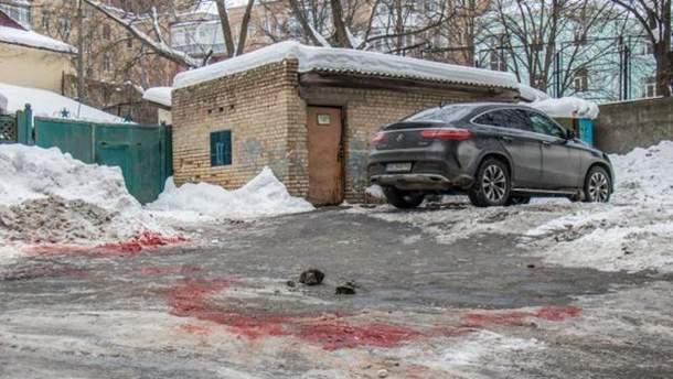 В Киеве убили бизнесмена Сергея Захарчука.
