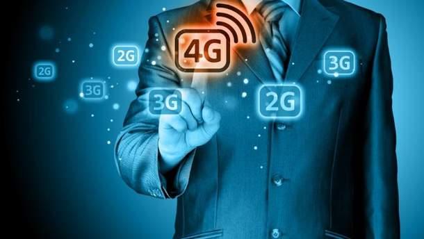 4G появится в Украине