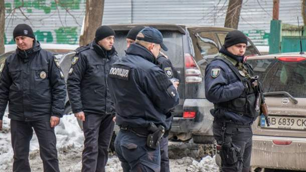 Вбивство бізнесмена у Києві