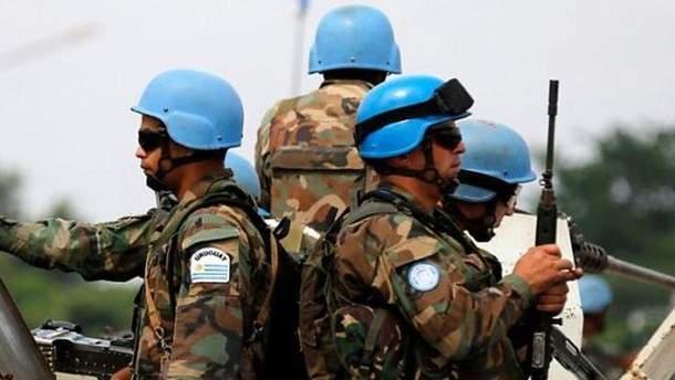 Россия постоянно придумывает причины, чтобы не допустить введения миссии ООН