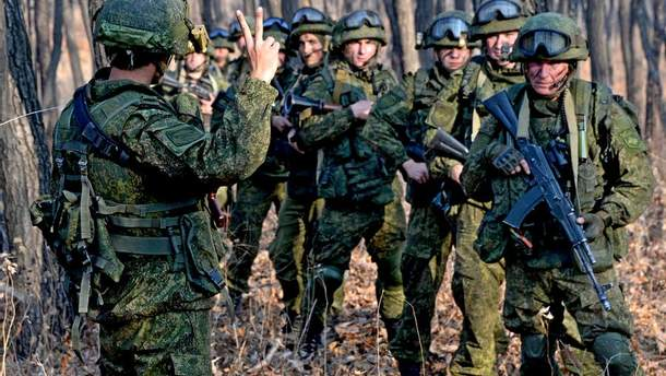 "Найманці ПВК ""Вагнера"" на Донбасі"