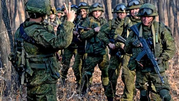 """Наемники ЧВК  """"Вагнера"""" на Донбассе"""