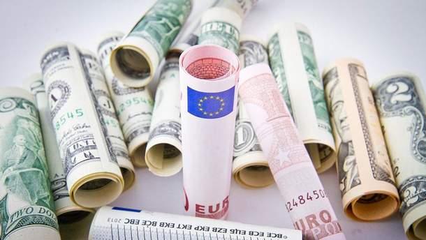 Наличный курс валют 7 марта в Украине