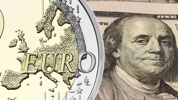 Наличный курс валют 13 марта в Украине