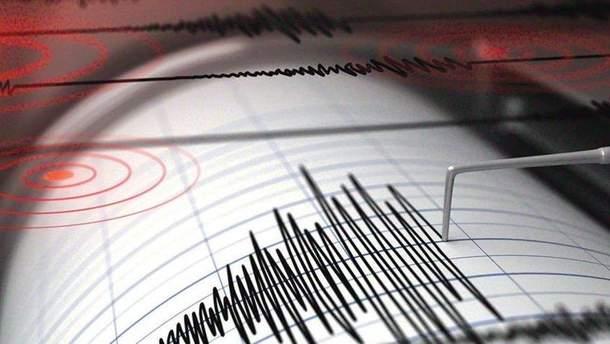 Землетрясение в Папуа-Новой Гвинее