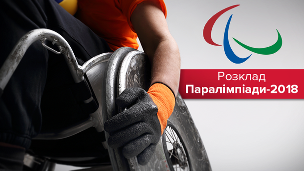 Паралимпиада-2018: расписание соревнований