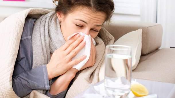 В Украине на треть превышен эпидпорог по гриппу