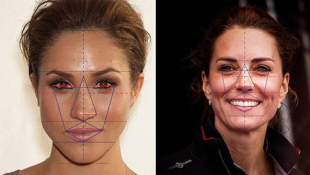 Експерт вважає, Меган Маркл красивіша, аніж Кейт Міддлтон