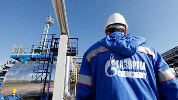 "Противостояние ""Газпрома"" и ""Нафтогаза"""