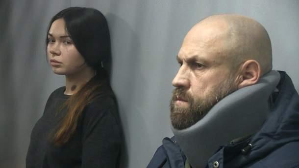 Потерпілі у справі Зайцевої-Дронова дали свідчення в суді