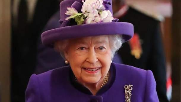Єлизавета ІІ в Лондоні
