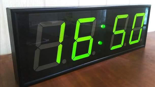 Отставание часов