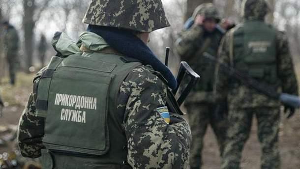 Российские спецслужбы трижды пытались похитить украинских пограничников