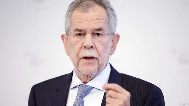 Президент Австрии посетит Украину