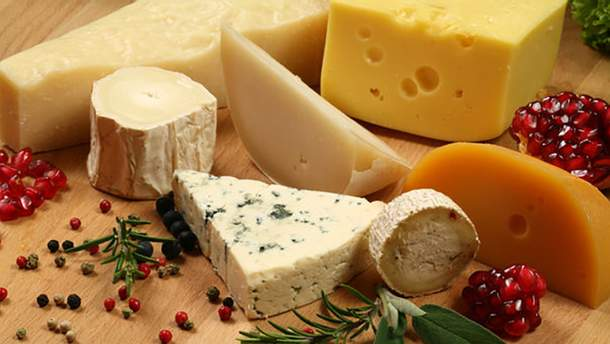 Чрезмерное потребление сыра вредит здоровью