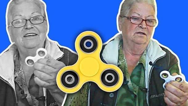 8 марта в России: пенсионеркам подарили спинеры