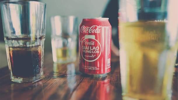 Coca-Cola вперше за 125 років випустить алкогольний напій