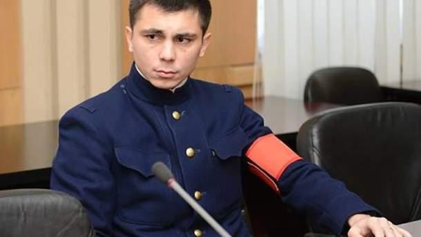 Олександр Хугаті потрапив під обстріл на Донбасі