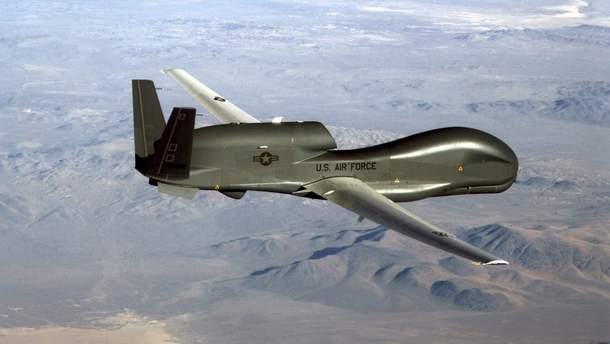 Американський розвідник RQ-4B