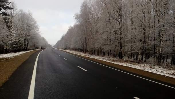 Ситуация на дорогах 9 марта
