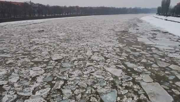 Льодохід на річках