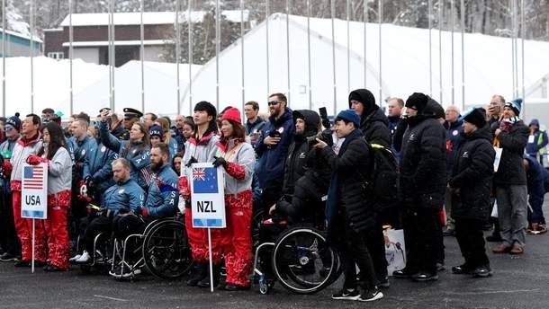 В Пхенчхане стартует Паралимпиада-2018