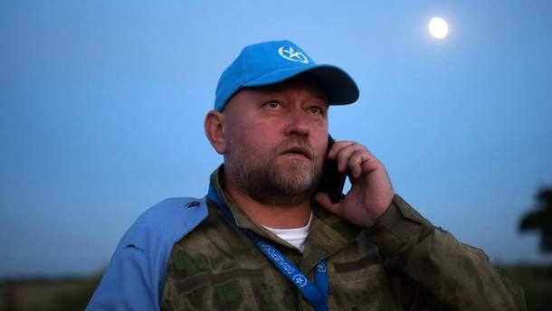 Задержание Владимира Рубана