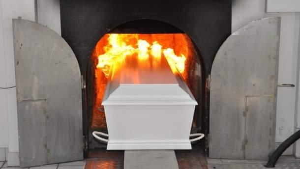 Крематории существуют только в трех городах Украины