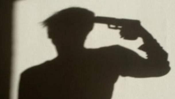 У Рівному застрелився чоловік