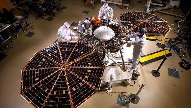NASA протестировало нового робота, который вскоре отправится на Марс