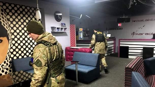 В Харькове эвакуировали полторы тысячи посетителей ночного клуба