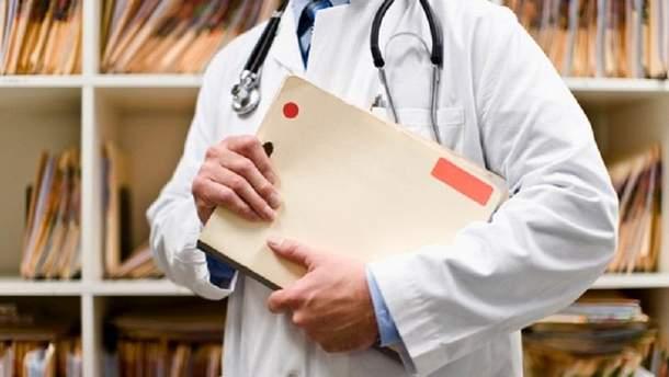 Лікарі  в Канаді