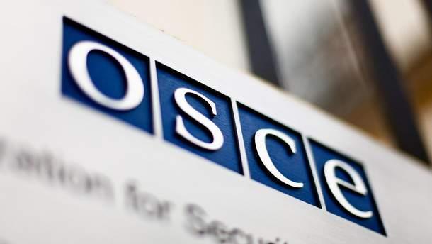 Перепалка на засіданні ОБСЄ
