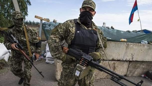 На Донбасс прибыло около 100 российских снайперов