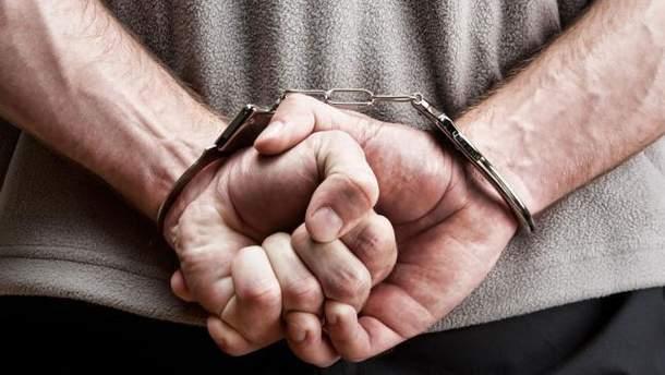 Арест украинцев в Польше