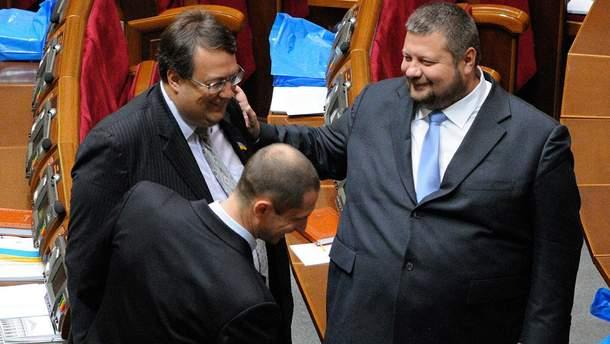 Антон Геращенко и Игорь Мосийчук