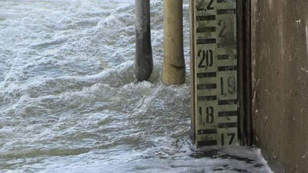 В Украине ожидается повышение уровней воды в реках