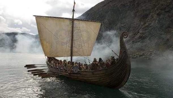 Викинги могли жить в Канаде