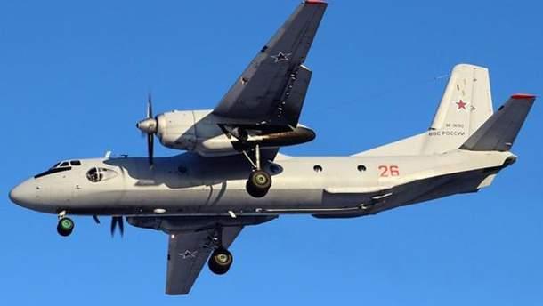 Катастрофа Ан-26 в Сирії