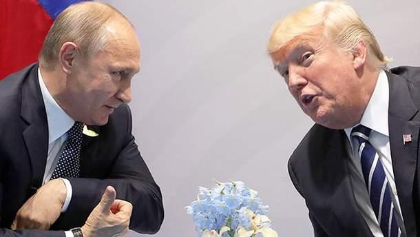 Трамп у 2013 році намагався потоваришувати з Путіним