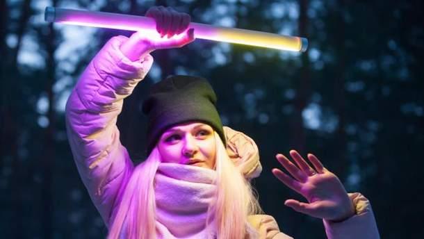 Український розробник представив LED-лампу для креативних фото в Instagram