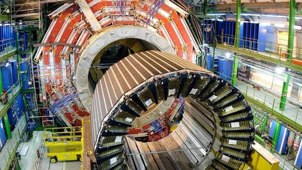 Росія відмовилася від членства в CERN